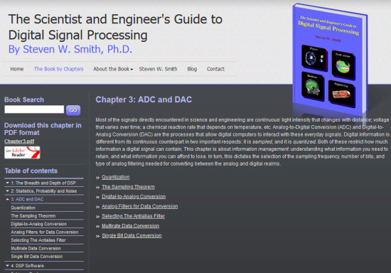 The Scientist and Engineer's Guide toDigital Signal Processing