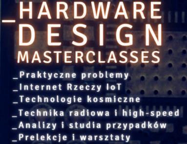 Przesunięcie terminu konferencji Hardware Design Masterclasses nawiosnę 2021